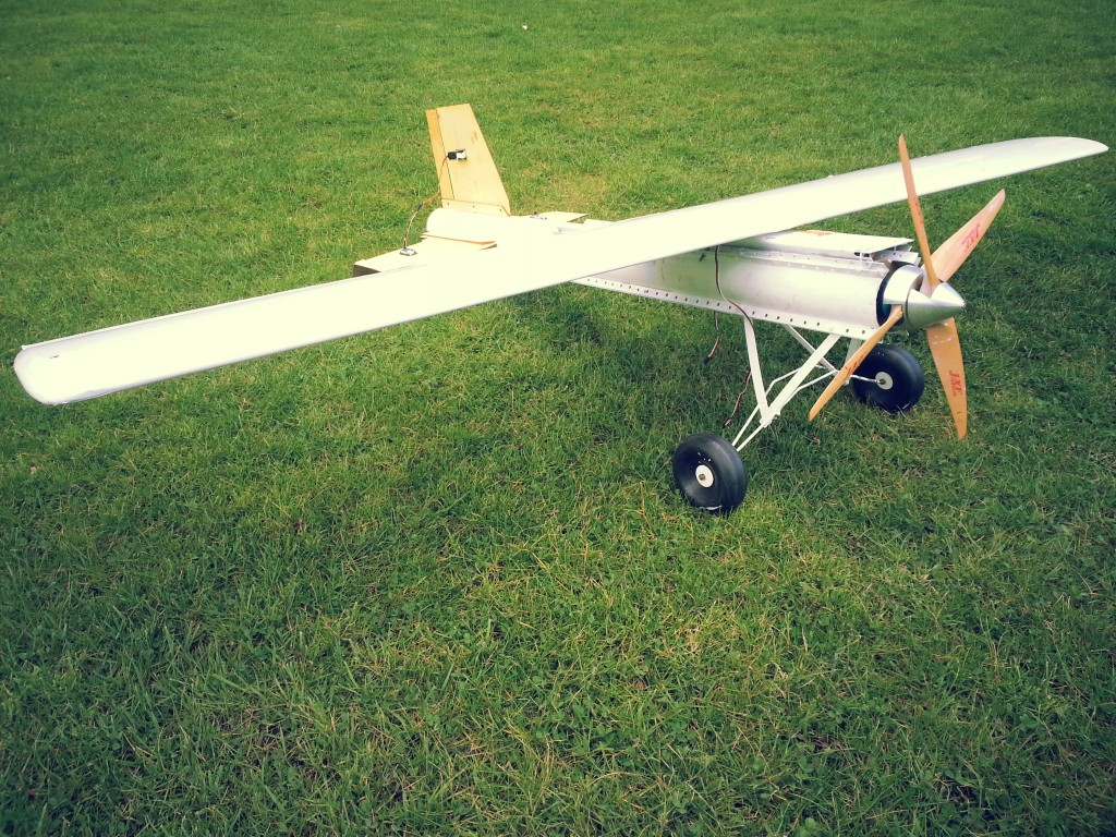 Second Generation Open Source Airframe