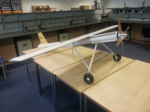 The third generation OpenRelief Airframe